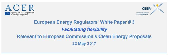 Regulators promote flexibility and support the creation of a single EU DSO entity: new opportunities for aggregators